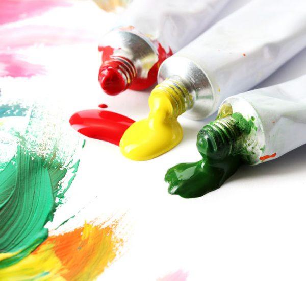 acrylique-peinture